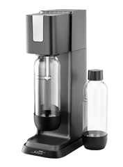 Bild zu MySodapop Jerry Wassersprudler inklusive 2 PET-Flaschen und 1 CO2-Zylinder ab 29,99€ (Vergleich: 49,99€)