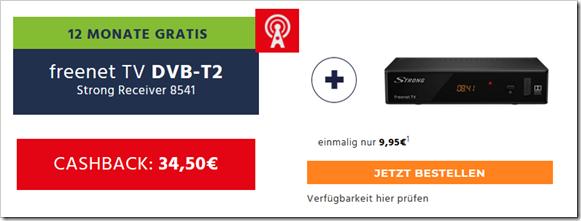 Bild zu [Super] bis zu 12 Monate Freenet TV gratis (+ auf Wunsch Receiver für einmalig 9,95€) bei 24monatiger Laufzeit