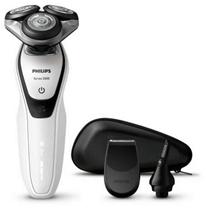 Bild zu PHILIPS Shaver Series 5000 S5651/45 Nass-und Trockenrasierer Fan-Edition für 63€ (Vergleich: 97,90€)