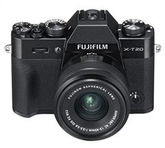 Bild zu Amazon.es: Fujifilm X-T20 Systemkamera mit XC 15-45mm Kitobjektiv für 673,36€ (Vergleich: 805,95€)