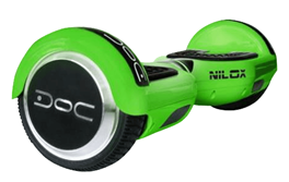Bild zu NILOX DOC 1 E-Board (6.5 Zoll) in grün oder gelb ab 96€ (Vergleich: 151,90€)