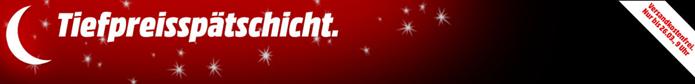 Bild zu MediaMarkt Tiefpreisspätschicht mit Gaming Artikel und Speichermedien