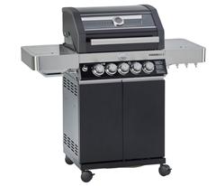 Bild zu [wieder verfügbar & noch günstiger] ROESLE Gasgrill Videro G3-S, inkl. Primezone und Seitenkocher für 424,15€ (Vergleich: 589€)