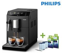 Bild zu Philips HD8823/01 Kaffeevollautomat + Philips CA6707/10 Wartungskit für 249,95€ (Vergleich: 315,95€)