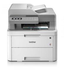 Bild zu Brother DCP-L3550CDW Farblaser-Multifunktionsgerät (A4, 3in1, Drucker, Kopierer, Scanner, Duplex, USB, Netzwerk, WLAN) für 238,90€ + 30€ Cashback (Vergleich: 274€)