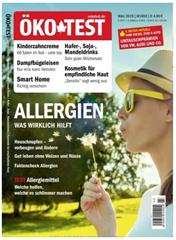 """Bild zu 12 Ausgaben der Zeitschrift """"ÖKO-TEST"""" für 51,84€ + 35€ Verrechnungsscheck für den Werber"""