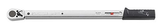 Bild zu STAHLWILLE 721 Quick Drehmomentschlüssel Standard MANOSKOP mit fest eingebauter Knarre Gr. 20; 40-200 N·m für 181,12€ (Vergleich: 224,61€)