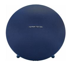 Bild zu HARMAN KARDON ONYX Studio 4 Bluetooth-Lautsprecher in Blau für 99€ (Vergleich: 140,89€)