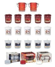 Bild zu 53-teiliges Yankee Candle Duft-Set mit 36 Teelichtern, 15 Votive-Kerzen und 2 Windlichtern für 29,99€ (Vergleich: 67,53€)