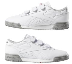 Bild zu Reebok Classics Exofit 600 Herren Sneaker weiß für 40,93€ (Vergleich: 99,99€)