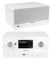 Bild zu Medion P85066 Internetradio + Medion P61071 Lautsprecher für 129,95€ (Vergleich: 209,94€)