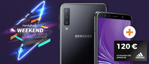sold worldwide official photos more photos Samsung Galaxy A7 (2018) Deals bei Handyflash, so z.B. A7 ...