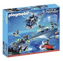 Bild zu PLAYMOBIL – 9043 S.W.A.T. Mega Set für 29,99€ (Vergleich: 39,91€)
