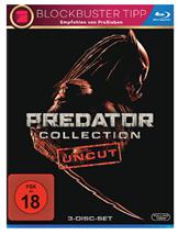 Bild zu Predator Collection 1-3 Uncut – (Blu-ray) für 12€ (Vergleich: 26,99€)