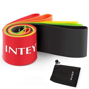 Bild zu 5er Set INTEY Fitnessbänder für 5,99€