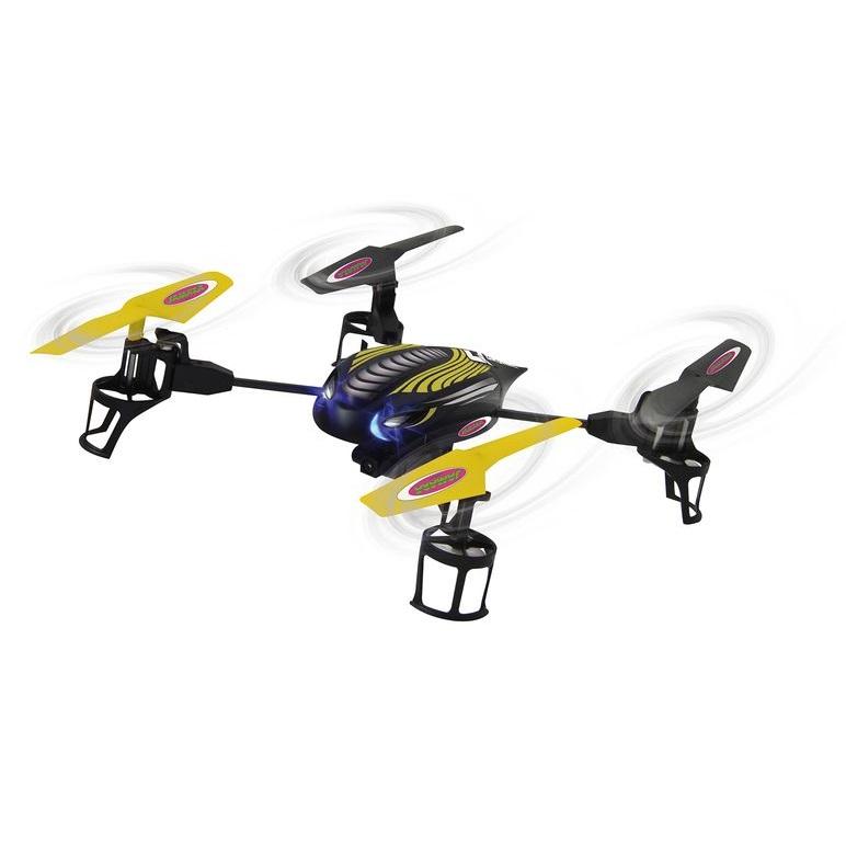 Bild zu JAMARA Quadrocopter Q-Drohne AHP mit Kompass und Kamera für 34,94€ (Vergleich: 75,99€)