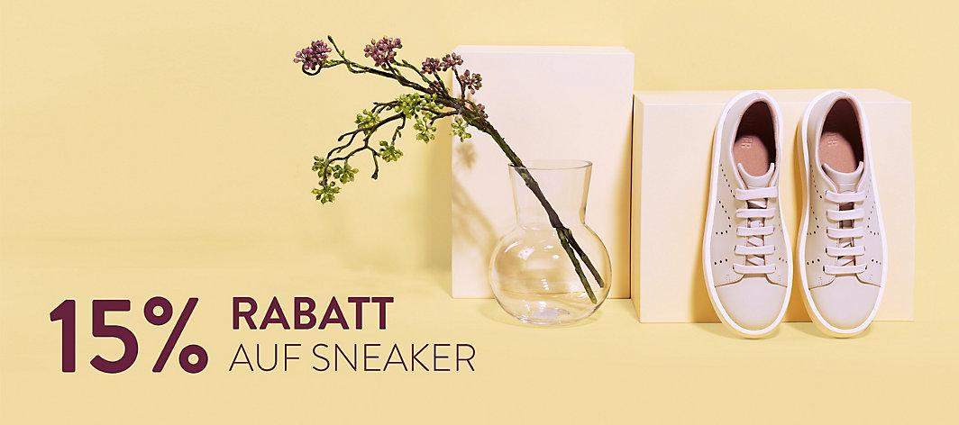 Bild zu Mirapodo: 15% Rabatt auf Sneaker