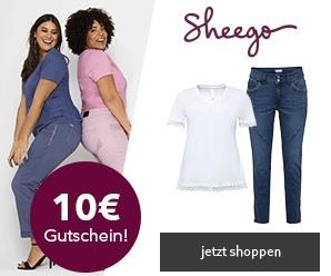 Bild zu Sheego: 10€ Rabatt auf alles (ab 30€ MBW)