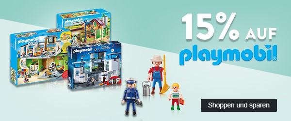 Bild zu Galeria Kaufhof Dienstagsangebot: 15% Rabatt auf Playmobil