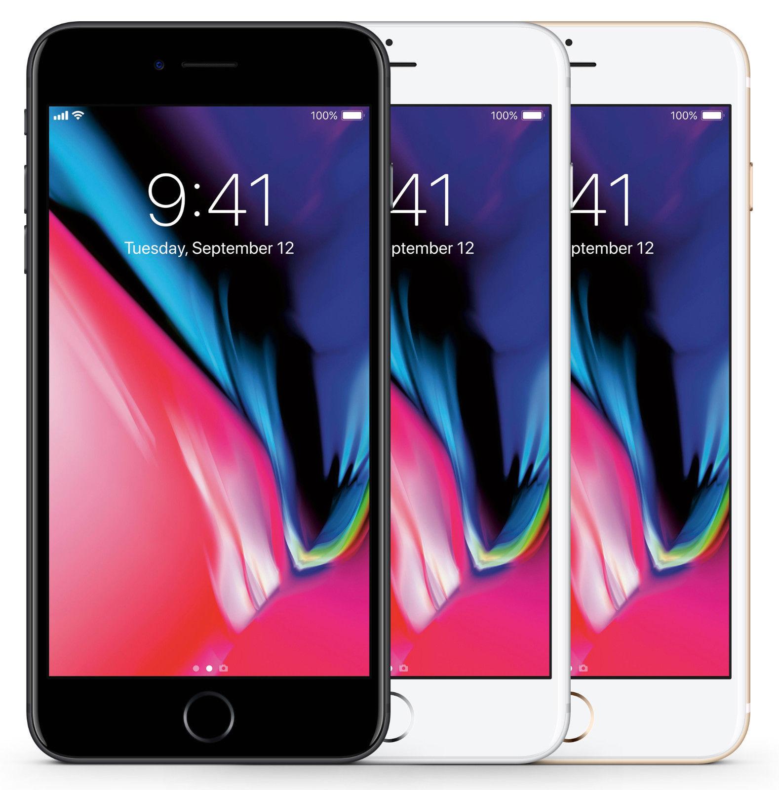 Bild zu [B-Ware] Apple iPhone 8 64 GB für 359,91€ (Vergleich: 574,99€)