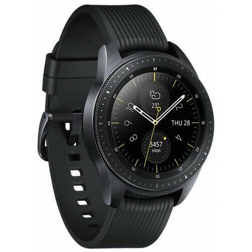 Bild zu Samsung Galaxy R810 Smartwatch 42mm für 215,91€ (Vergleich: 239,02€)