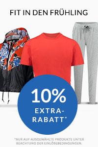 Bild zu Engelhorn Sports: 10% Extra-Rabatt auf ausgewählte Frühlingsartikel