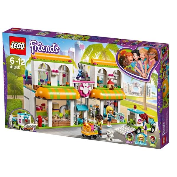 Bild zu Lego Friends Heartlake City Haustierzentrum (41345) für 39,99€ (Vergleich: 55,56€)