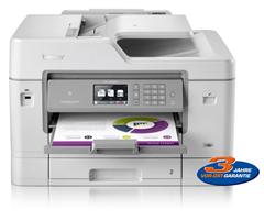 Bild zu Brother MFC-J6935DW Tintenstrahl-Multifunktionsgerät A3 (4in1, Drucker, Kopierer, Scanner, Fax, BSI, Duplex, WLAN) für 299,90€ (Vergleich: 444,84€)
