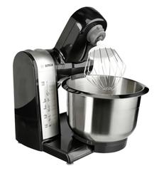 Bild zu Bosch MUM48A1 Küchenmaschine anthrazit/silber für 79,90€ (Vergleich: 91,56€)