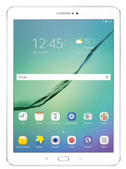 Bild zu Samsung Galaxy Tab S2 9.7 Wifi (SM-T813) weiß Tablet für 199,90€ (Vergleich: 239,99€)