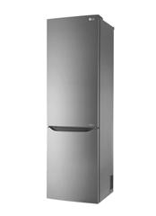 Bild zu LG GBB 60 SAPXS Kühl-Gefrierkombination mit SAFFIANO Oberfläche und mit No Frost – 60er Breite, Edelstahl, A+++ für 699€