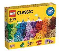 Bild zu LEGO Classic – 10717 Extragroße Steinebox für 39,99€ (Vergleich: 59,99€)