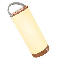 Bild zu TaoTronics Vintage Nachttischlampe dimmbar mit Touch-Bedienung, 4000mAh Akku für 19,99€