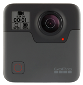Bild zu GoPro Fusion Black 360° Action Cam für 475€ (Vergleich: 555€)