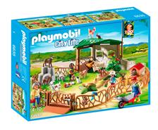 Bild zu PLAYMOBIL 6635 Streichelzoo für 23,48€ + kostenlose Zugabe (Vergleich: 35,49€)
