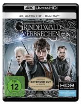 Bild zu Phantastische Tierwesen – Grindelwalds Verbrechen (4K Ultra HD) für 20,79€ (Vergleich: 26,99€)