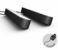Bild zu Philips Hue Play Lightbar Doppelpack für 98,10€ (Vergleich: 113€)