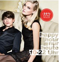 Bild zu [bis 22 Uhr] Dress-for-Less: 20% Extra Rabatt auf alles + 10% Newsletter Rabatt