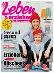 """Bild zu 16 Ausgaben der Zeitschrift """"Leben & Erziehen"""" für 57,60€ + 35€ Verrechnungsscheck für den Werber"""