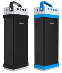 Bild zu NINETEC Beatster 22W Bluetooth Lautsprecher für je 19,99€ (Vergleich: 49,99€)