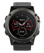 Bild zu GARMIN fenix 5X Saphir Smartwatch Slate Gray für 399,99€ (Vergleich: 488,99€)