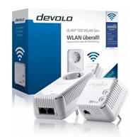 Bild zu devolo dLAN 500+ WiFi Starter Kit (500MBit, Powerline + WLAN, LAN, Steckdose) für 59,90€ (Vergleich: 79,95€)