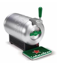 Bild zu Krups The Sub Heimzapfanlage im Heineken Design für 99€ (Vergleich: 199€)