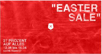 Bild zu Monox: Easter Sale mit 27% Rabatt auf alles