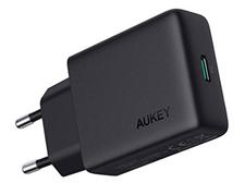 Bild zu AUKEY USB-C Ladegerät mit 18W Power Delivery 3.0 für 15,99€