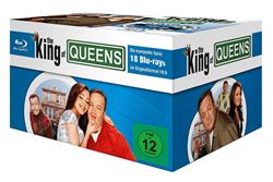 Bild zu The King of Queens HD Superbox [Blu-ray] für 47,55€ (Vergleich: 74,89€)