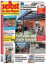 """Bild zu Deutsche Post Leserservice: Jahresabo """"selbst ist der Mann"""" für 45,40€ + bis zu 30€ Prämie"""