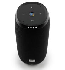 Bild zu JBL Link 20 Bluetooth Lautsprecher schwarz mit Google Sprachassistent für 99,90€ (VG: 133,99€)