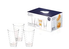 Bild zu LEONARDO 012684 Ciao Optic 6-tlg. Gläser-Set für 8 € inkl. Versand