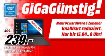 """Bild zu MediaMarkt """"GiGaGünstig"""" mit reduzierter PC-Hardware und Zubehör, z.B WD Elements™, 2 TB HDD, 2.5 Zoll, externe Festplatte für 59€"""